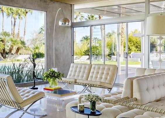 Mid Century Living Rooms 20 Mid Century Modern Living Rooms  Best Mid Century Decor