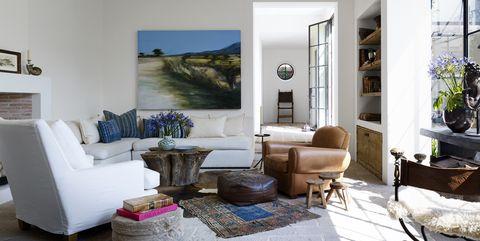 rela don gleason house tour phenomenal ways to style a coffee table in your living room Phenomenal Ways TO Style A Coffee Table IN Your Living Room edc030118gleason03 1519150386