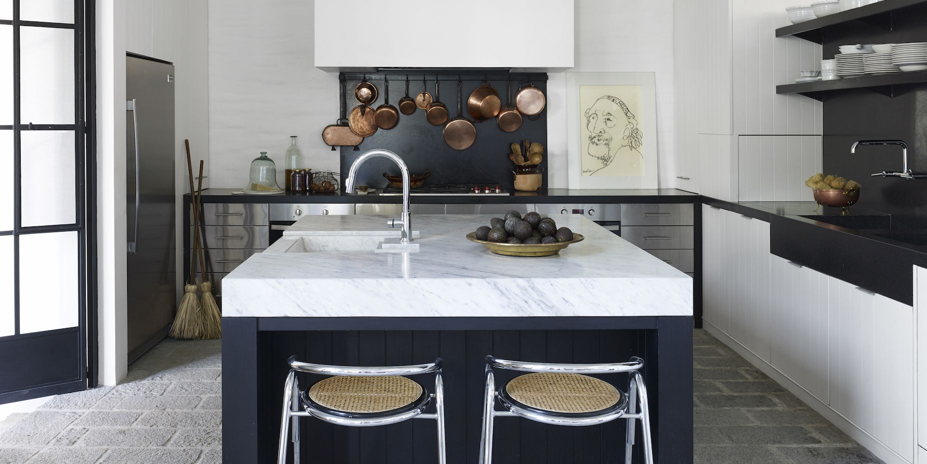 9 Kitchens That Expertly Blend Style And Organization