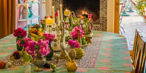 room, property, building, interior design, place of worship, temple, floral design, furniture, floristry, table,