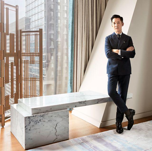 designer and architect andré fu