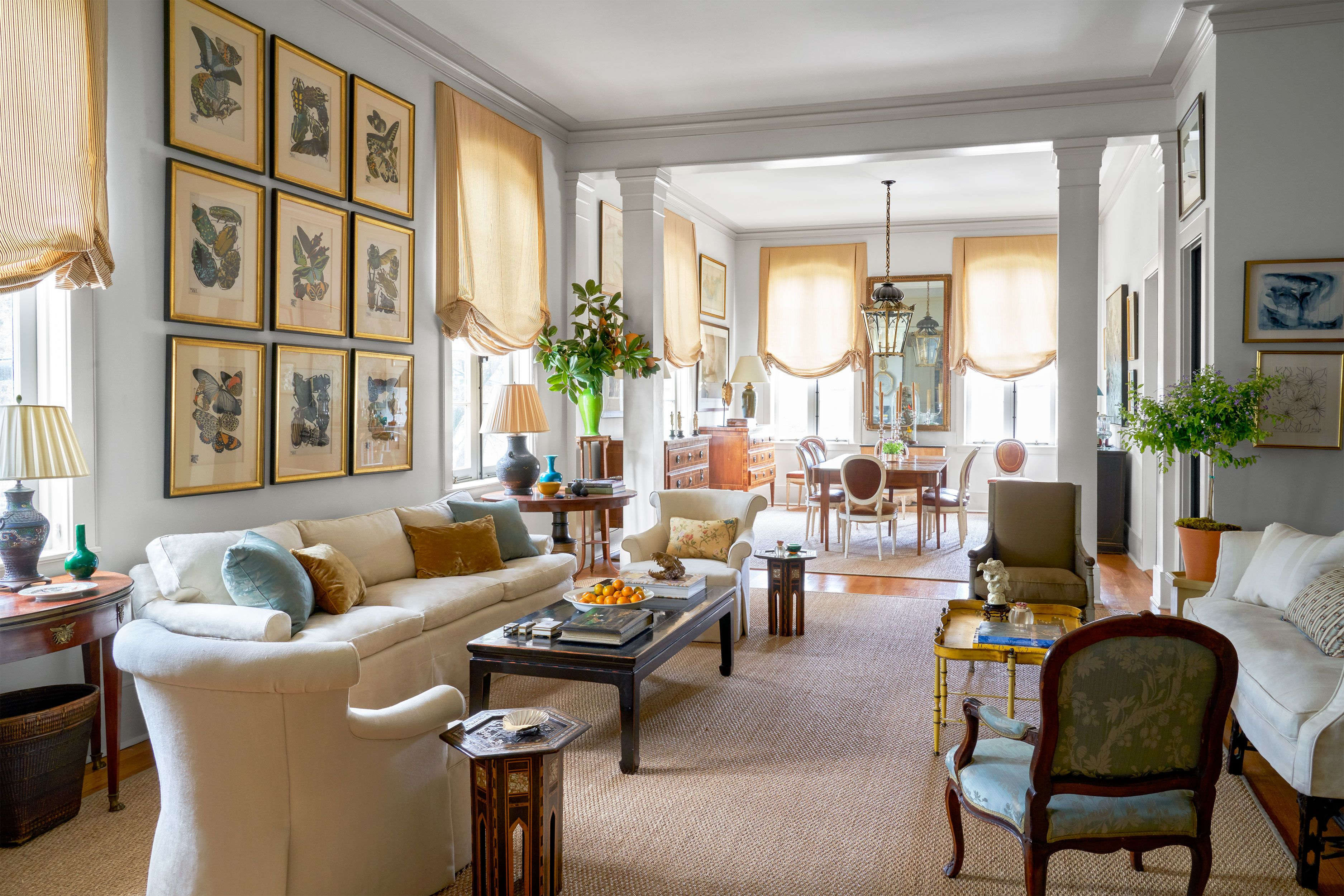 Julia Reed's Final Project: Her Own New Orleans Apartment