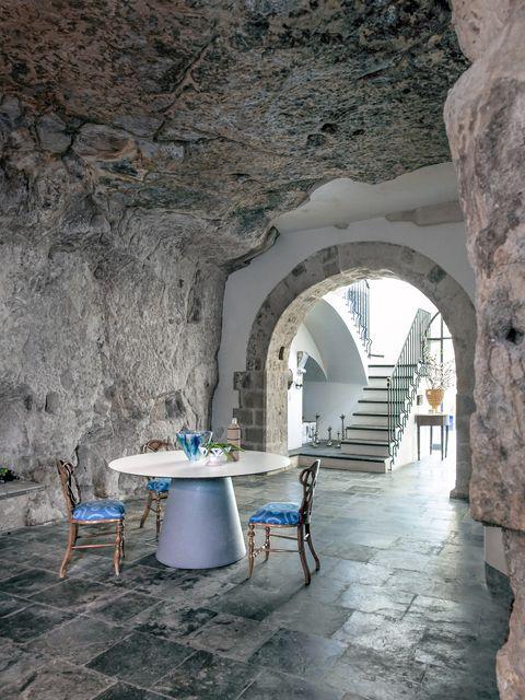 Bill Brockschmidt's palazzo in Sicily
