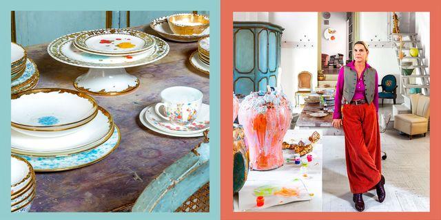 coralla maiuri  portrait and plate designs