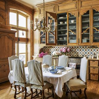 20 French Country Style Interiors - Rooms with French Country Decor