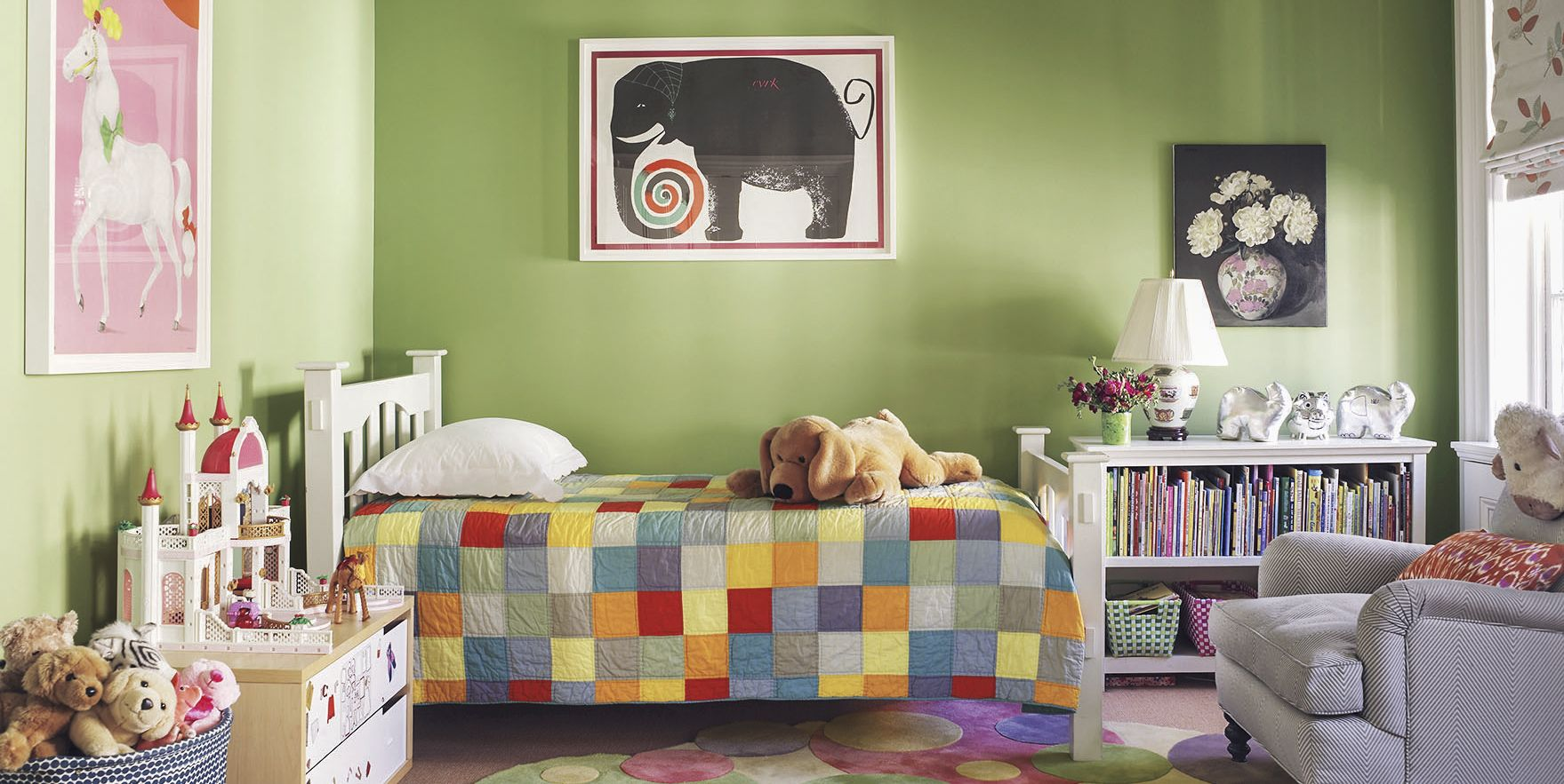 18 Creative And Chic Kids' Room Decorating Ideas
