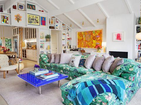Jewelry Designer Irene Neuwirth\'s Los Angeles Home - Irene Neuwirth ...