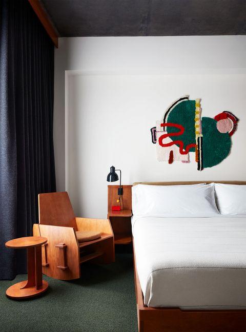 ace hotel  elle decor