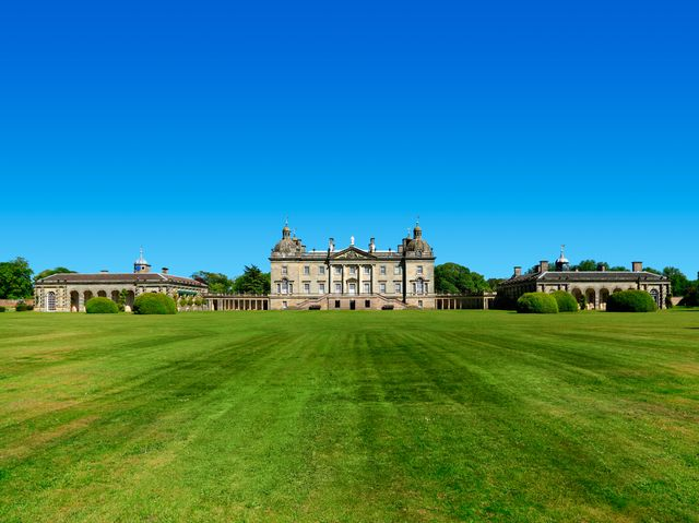 houghton hall in england