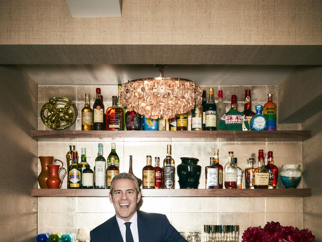 Andy Cohen Merges Three Manhattan Apartments Into An