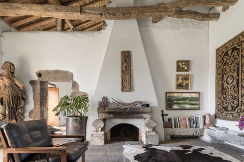 16 Stone Fireplace Ideas Rustic Modern Fireplaces With Stone Facades
