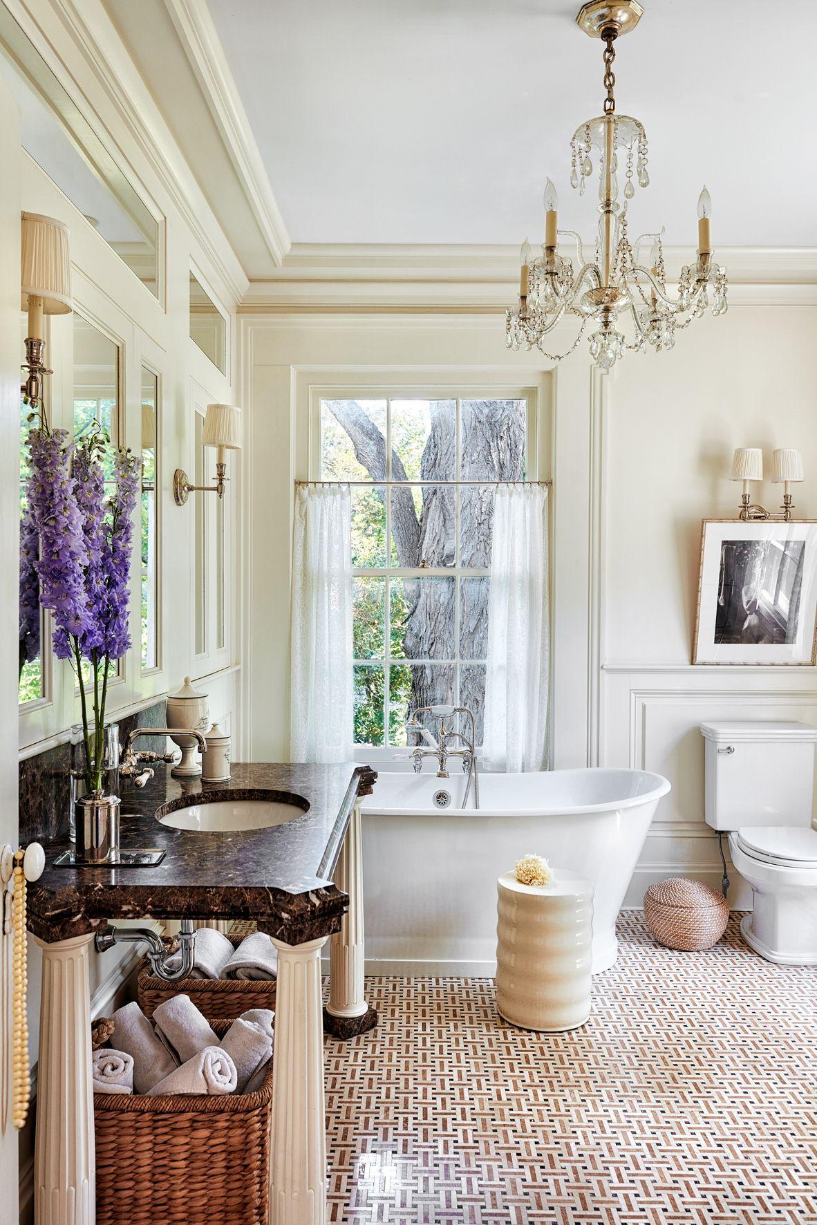 85 Small Bathroom Decor Ideas How To, Decorating A Bathroom