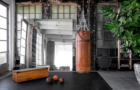 moody home gym