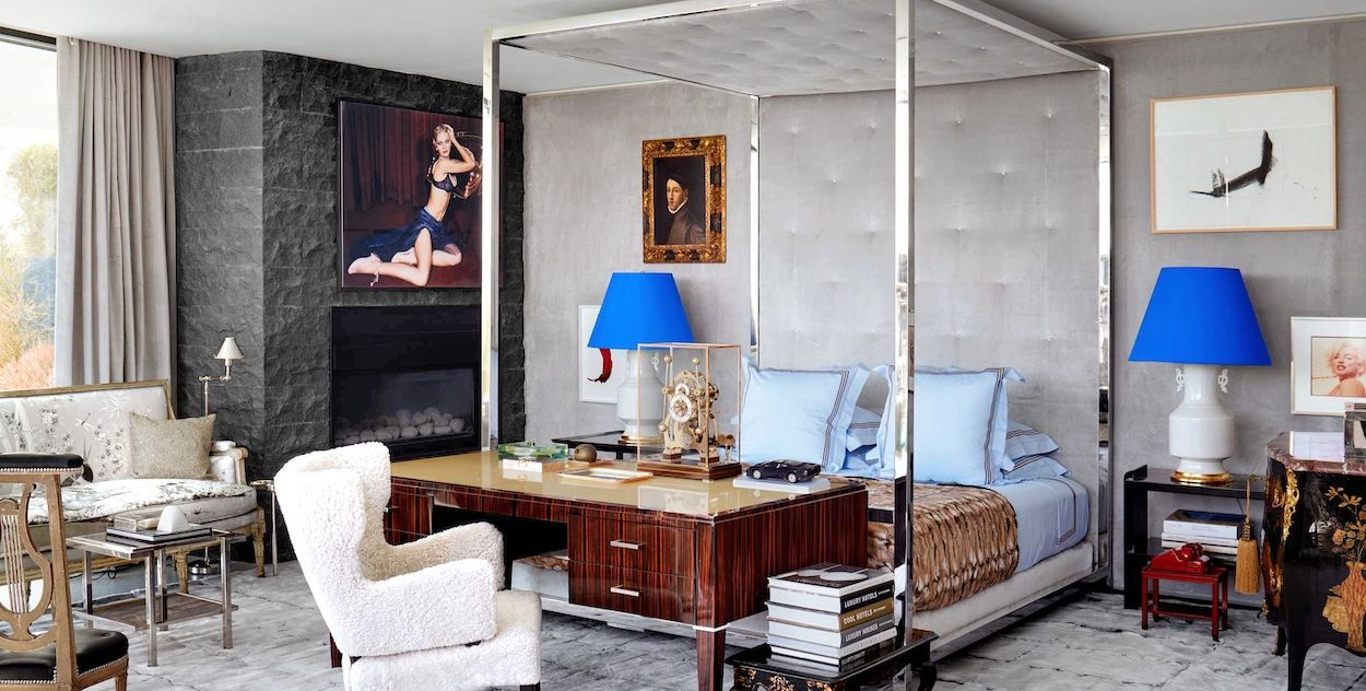 Inside a Transformed 1950s Beverly Hills Home