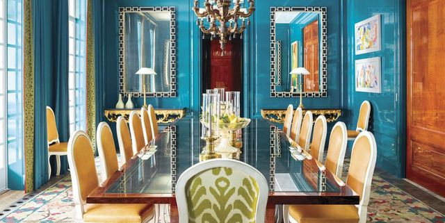 How To Hang A Mirror Guide On, How To Hang Mirror In Dining Room