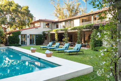michael s smith beverly hills house