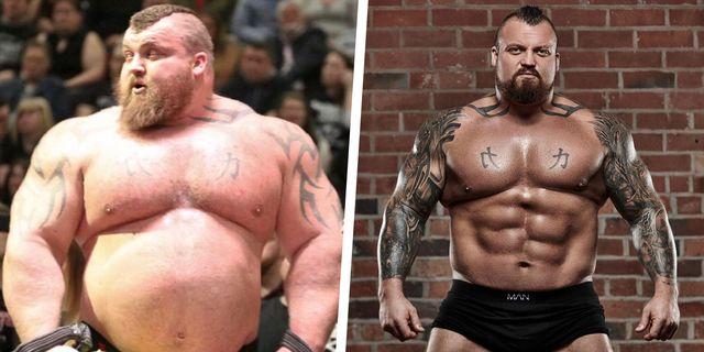 eddie hall y secreto que le ha llevado a perder 40 kg de peso