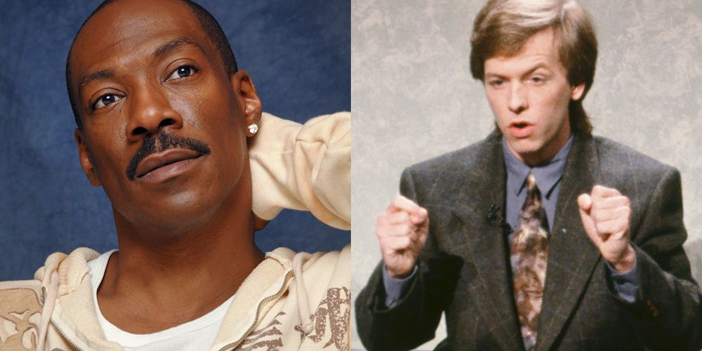 The Real Reason It Took Eddie Murphy So Long to Return to 'SNL' Has to Do With David Spade