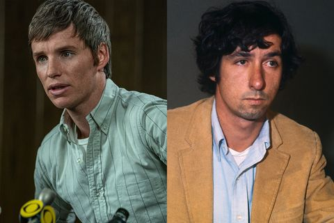 eddie redmayne as tom hayden