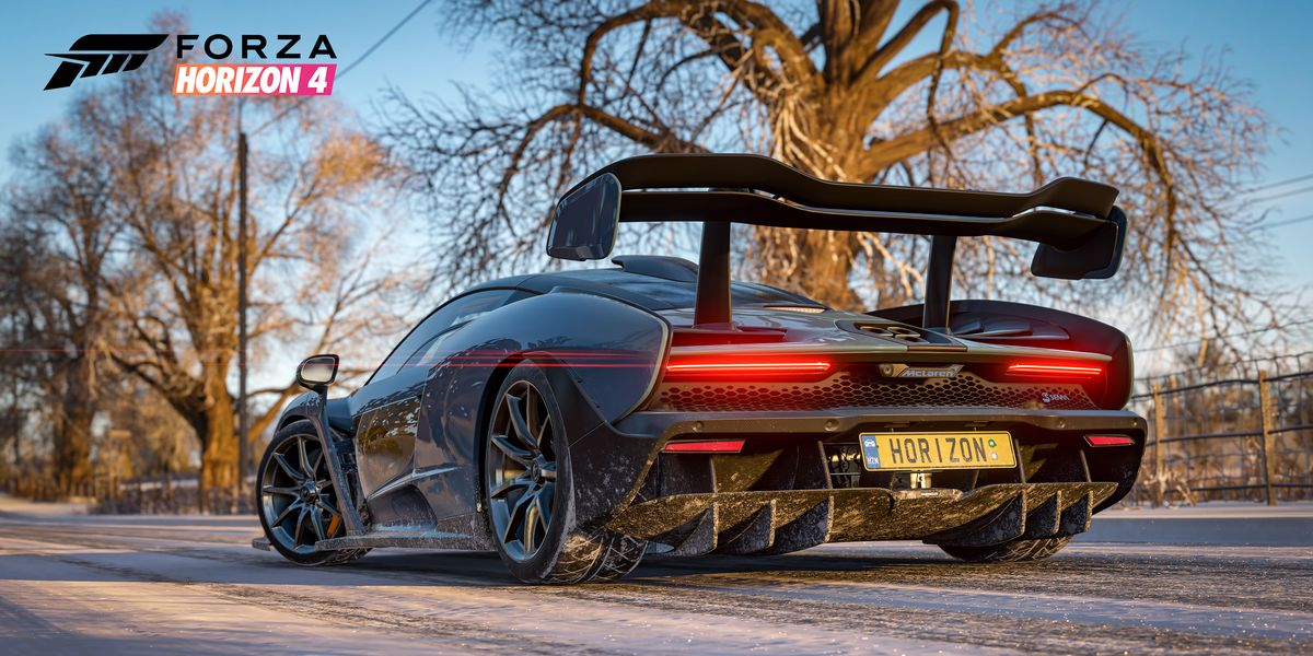 Massive Forza Horizon 4 Update Could Add More Than 100 Cars