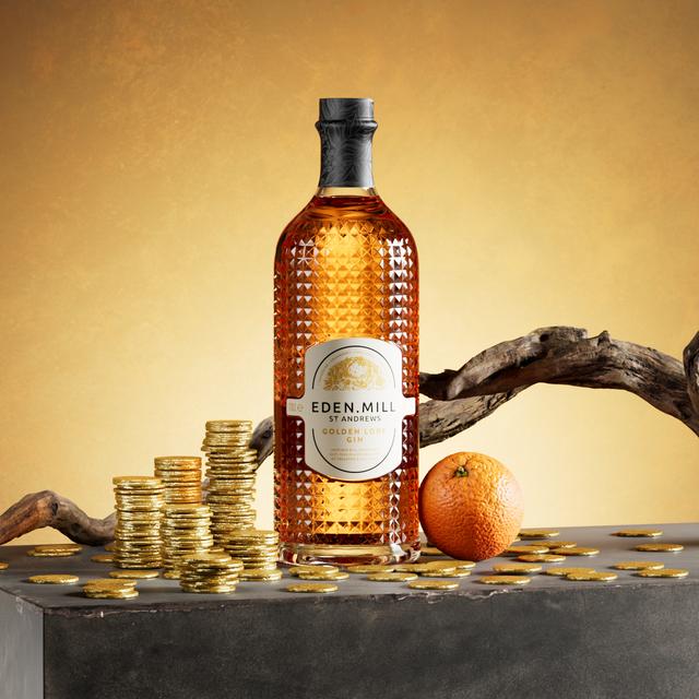edin mill golden lore festive gin