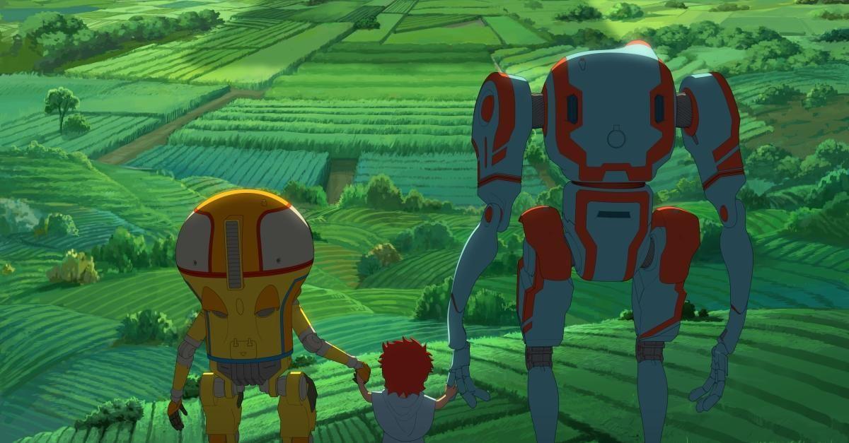 Eden: así es el Anime Original de Netflix - Fullmetal Alchemist: Brotherhood