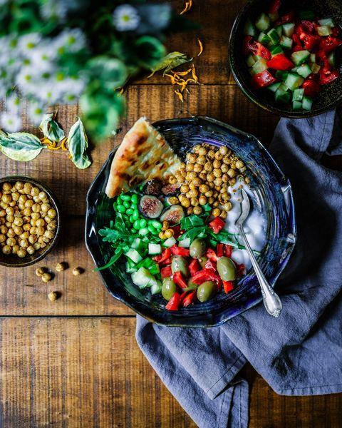 Food, Dish, Cuisine, Superfood, Ingredient, Vegetarian food, Vegan nutrition, Meal, Vegetable, Produce,