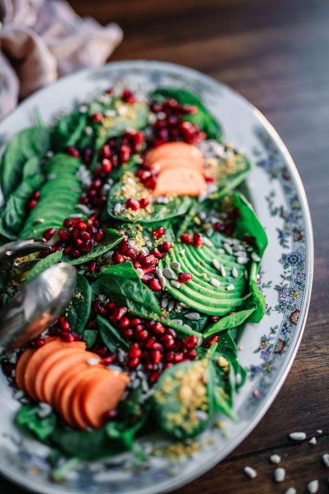 Food, Dish, Cuisine, Ingredient, Produce, Leaf vegetable, Vegetable, Vegetarian food, Recipe, Side dish,