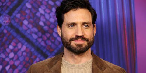 El actor Edgar Ramírez
