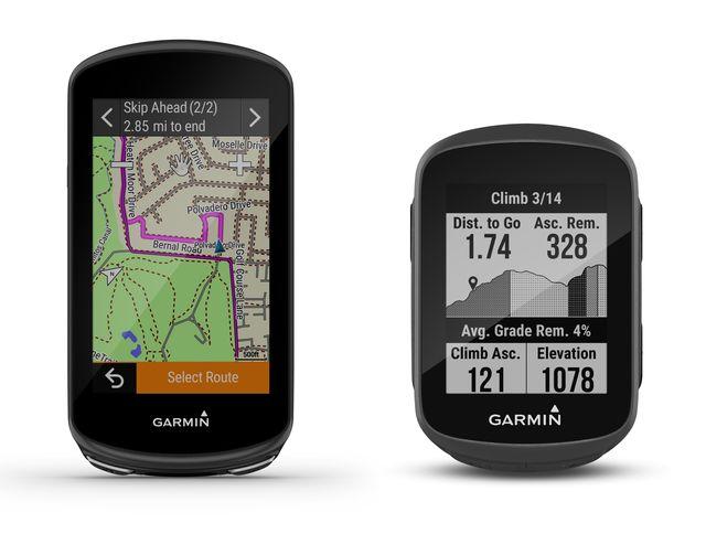 garmin, edge, 1030 plus, 130 plus, fietsnavigatie, navigatie, bicycling