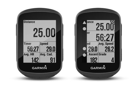 GPS computers, Garmin, Edge 130, Edge 520 plus,