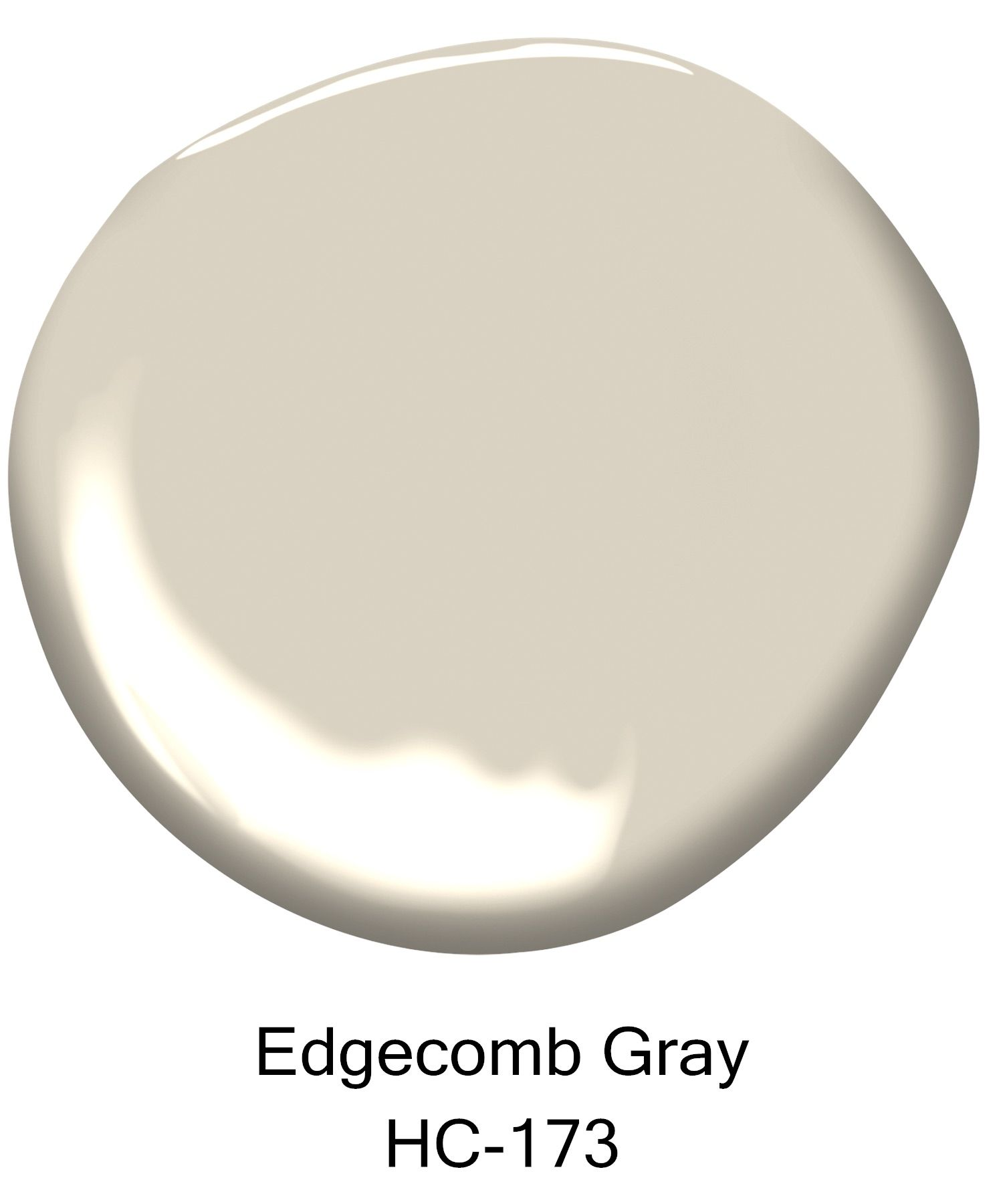 benjamin moore edgecomb gray