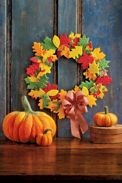 edible wreath thanksgiving traditions
