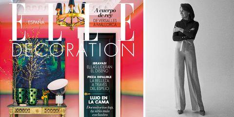 Editorial Marta Riopérez Elle Decoration 167