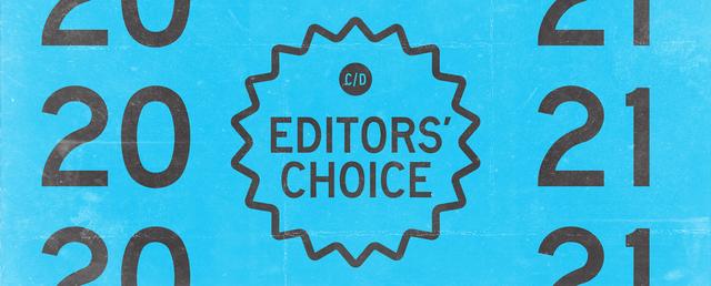 2021 editors' choice