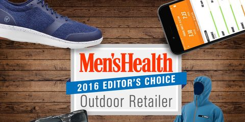 The Best New Gear For Men Who Love to Train Outdoors
