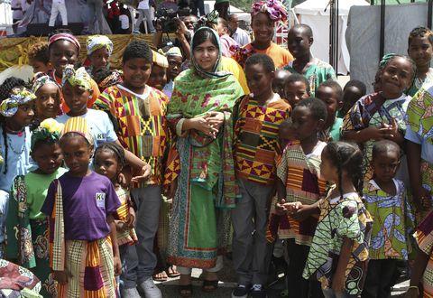 Activist Malala Yousafzai Visits Trinidad & Tobago