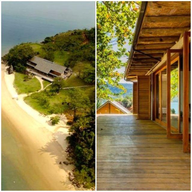 Twilight S Edward Bella S Honeymoon House For Rent In Brazil