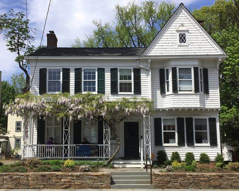 Edward Hopper House Museum and Study Center in Nyack New York