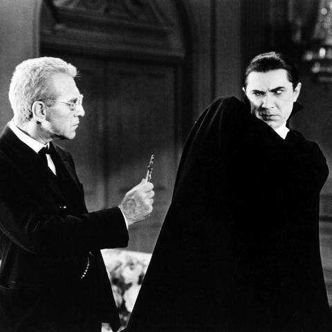 Van Helsing And Dracula