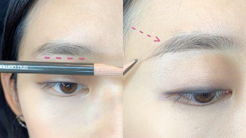 Eyebrow, Face, Forehead, Skin, Eye, Eyelash, Nose, Head, Beauty, Organ,