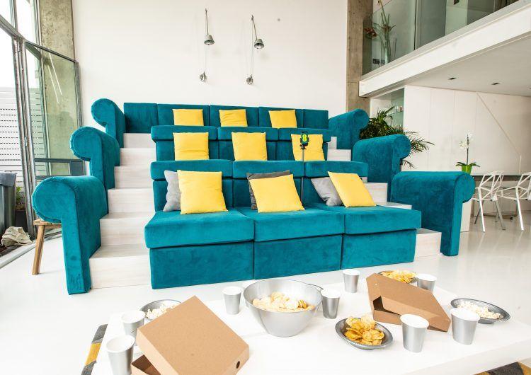 EE Three Tiered Sofa Prototype