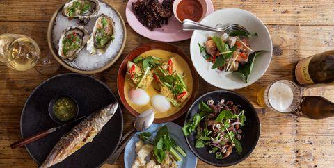 Thais eten bij Aroy Aroy in Gent