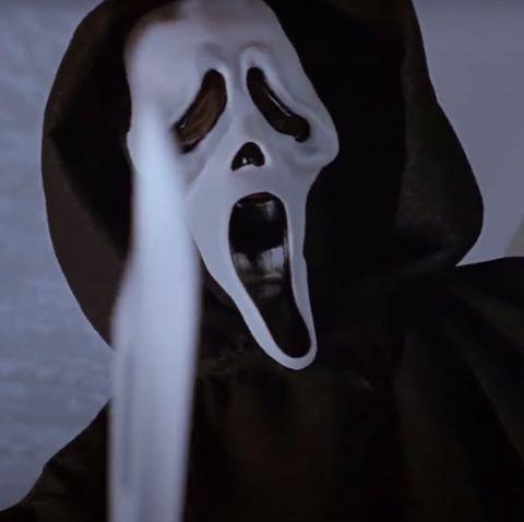 surprising horror movie facts   scream