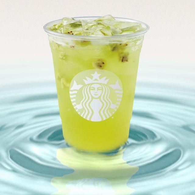 kiwi starfruit starbucks refreshers