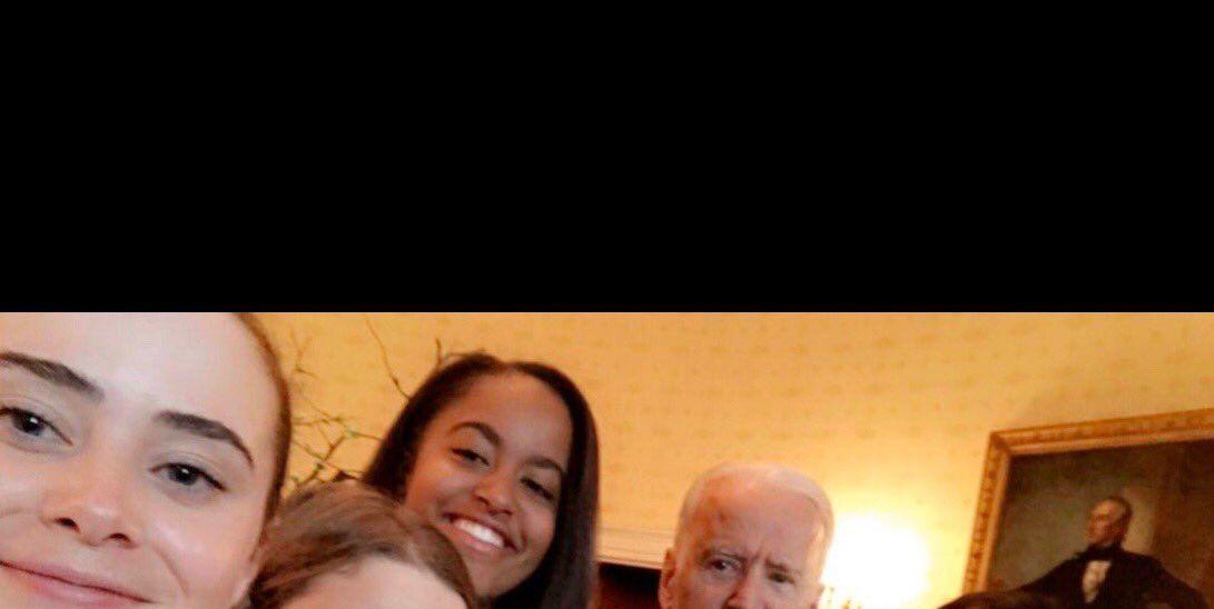 Joe Biden S Granddaughter Shares Photo With Sasha Malia Obama News Akmi