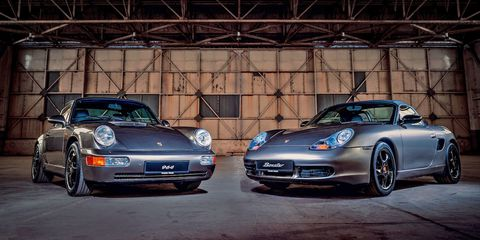 Porsche Is Already Treating The 986 Boxster As A Classic