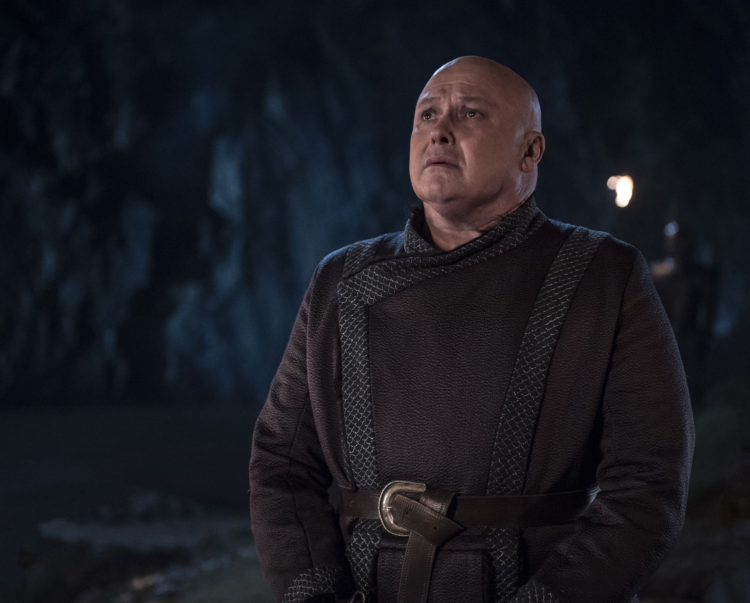 This 'Game of Thrones' Theory Explains the Alarming Reason Varys Took Off His Ring
