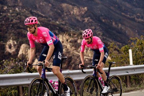 Win een VIP arrangement naar de Giro met Education First
