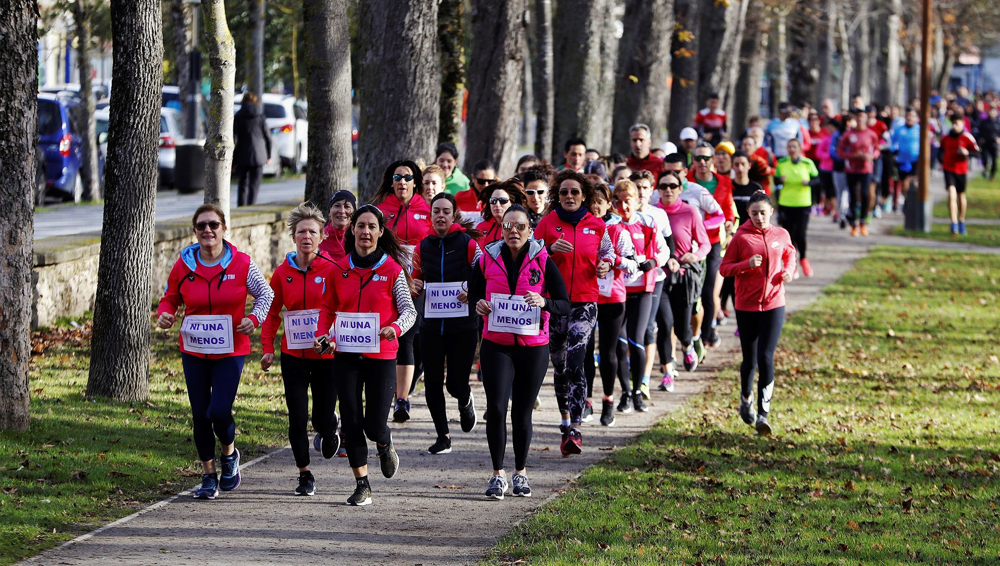 In Spain, A Young Woman's Killing Galvanizes Women to Assert Their Freedom to Run